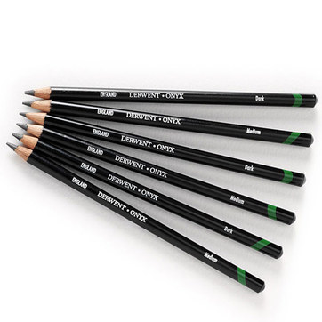 These pencils are among the smoothest you could ever wish to use excellent graphite writing and drawing pencil for meeting the high demands of graphics